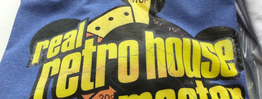DTG print t-shirt