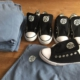 Flex bedrukking kledij en schoenen