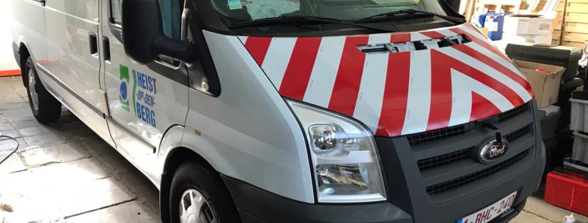 carwrap regio heist